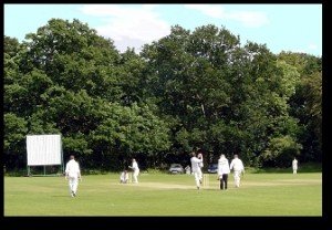 Cricket at Old Wulfrunians
