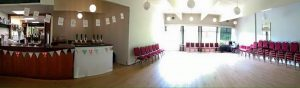 Function room wide view