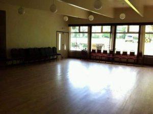 Function room empty